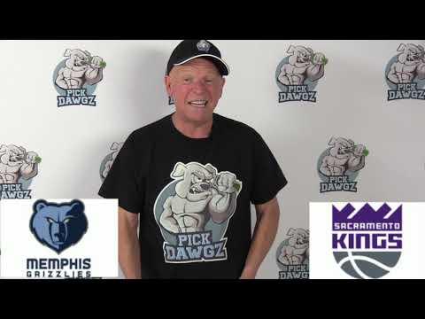 Sacramento Kings vs Memphis Grizzlies 2/20/20 Free NBA Pick and Prediction NBA Betting Tips