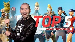 Fortnite Season 5's MASSIVE Update - IGN Daily Fix