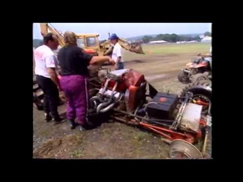 NMRO @ BLOOMSBURG Mud Racing 1996 Gary Baker