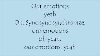 Alex Parker Feat Alexandra Stan Synchronize Piano Instrumental