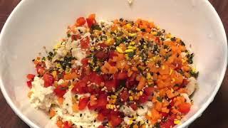 ♥엄마표요리_두부닭가슴살유부초밥