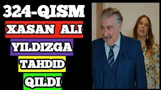 Qora Niyat 324 qism uzbek tilida turk film кора ният 324 кисм MyTub.uz TAS-IX