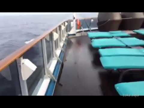 CARNIVAL LEGEND || Lido Deck view Alaska Cruise