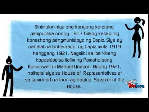 Copy of Part 1: Pangulong Manuel Roxas