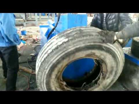 Single Hook Debeader Tire Bead Wire Remover Tire Debeader - YouTube