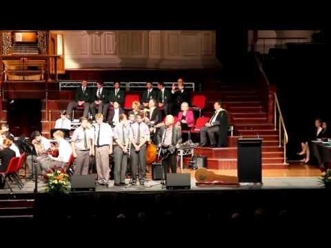 Epping Boys High School Speech Day 2012 ft. Iva Davies