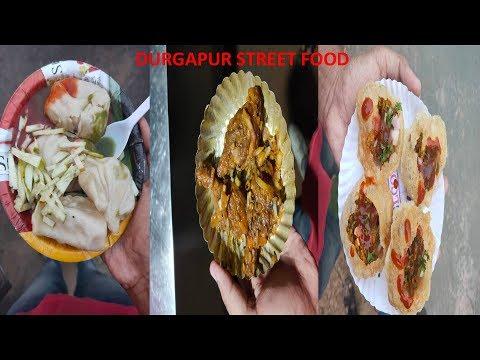 DURGAPUR STREET FOOD   CHICKEN FUCHKA   MOMO  LOLLIPOP