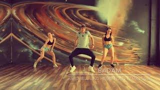 Badam - Hardwell and Henry Fong feat. Mr. Vegas | Zumba Fitness