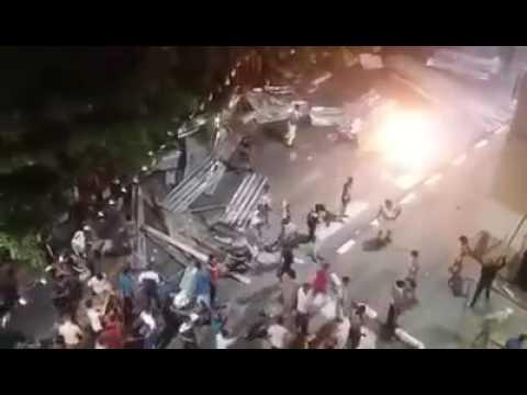 Violentes émeutes à Annaba hier soir