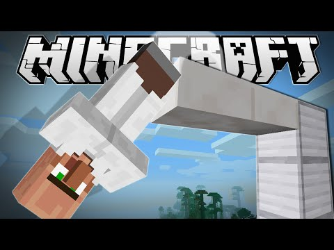 Minecraft | DERPY STUNT VILLAGERS!! (Epic Dives & EXPLOSIONS!!)