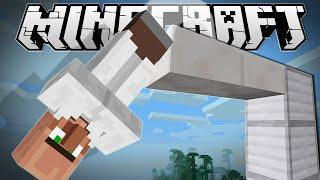 Minecraft | DERPY STUNT VILLAGERS!! (Epic Dives & EXPLOSIONS!!)