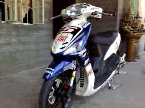 Yamaha Mio Replica By Team West Jons Design YouTube - Mio decalsmiomodified by boyong luzano apalit pampanga youtube