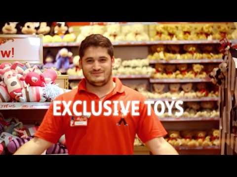 Hamleys - The Finest Toy Shop in the World!