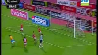 Goals ahly vs ismaily