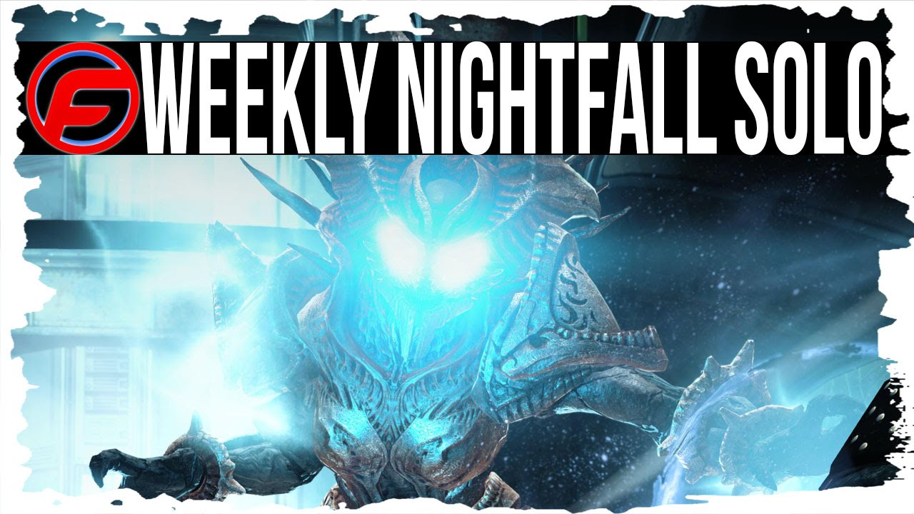 weekly nightfall strike destiny matchmaking For destiny on the playstation 4,  the weekly strike does not have matchmaking,  i see that nightfall is the heroic weekly strike.