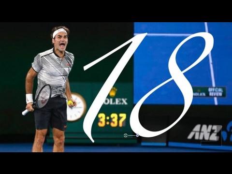 Federer v. Nadal | 2017 Australian Open Final | GOAT v. GOAT, HISTORY IN THE MAKING!