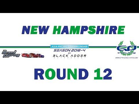 APAC GTC Round 12 - New Hampshire [SEASON FINALE]