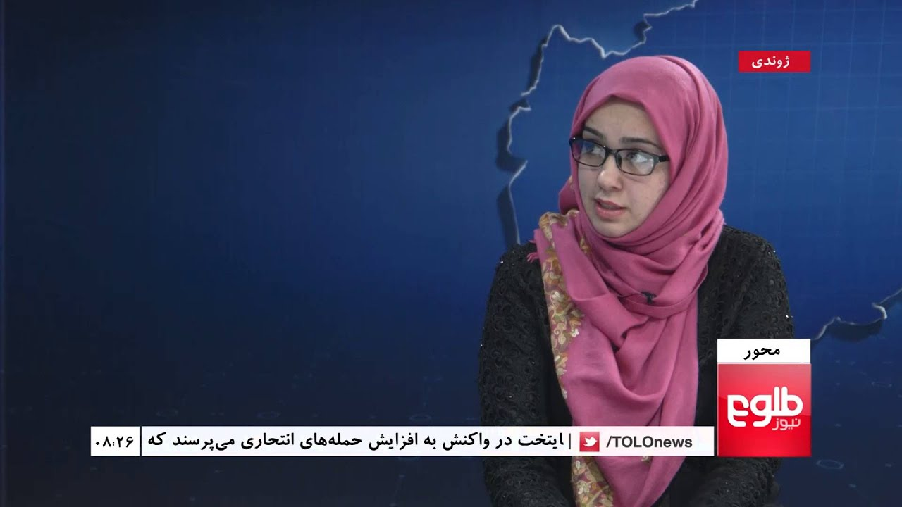 Afghanistan - SGP grantee 2016 Equator Prize winner interview in national TV ( local language)