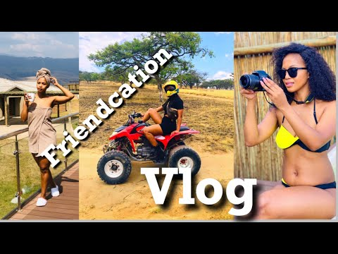 Weekend VLOG| Zip-lining|QuadBiking| HOW TO MAKE FIRE 101| MELO's MOM