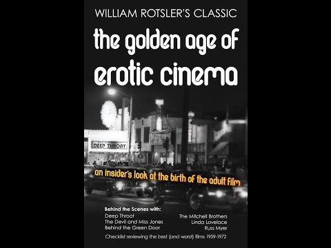 Celebration Of William Rotsler: Adult Filmmaker!