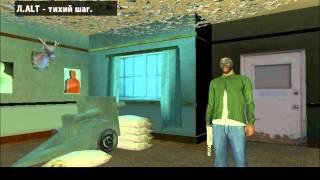 GTA San Andreas. Прохождение: Кража со взломом (миссия 10).