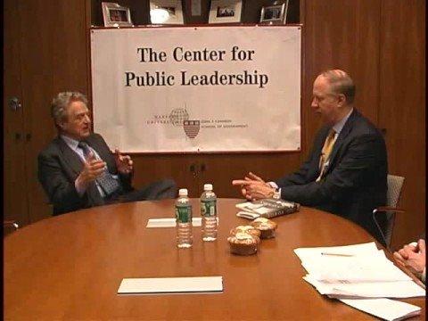 Leadership History Archive: George Soros