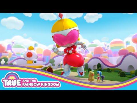 Princess Grizbot takes over Rainbow City 🌈  True and the Rainbow Kingdom 🌈