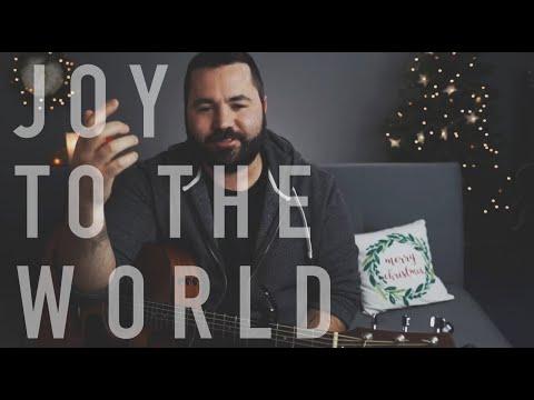 Joy To The World (Live Christmas Guitar Tutorial)