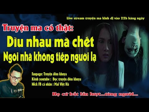 TRUYN MA C THT - DU NHAU M CHT v NGI NH KHNG TIP NGI L  - Live stream Qung A Tn
