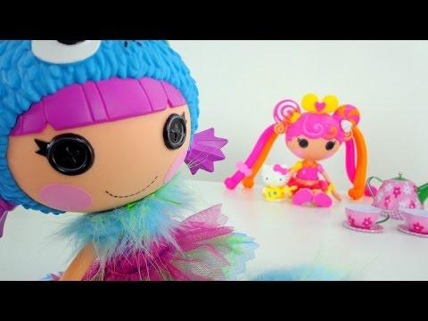 Видео для девочек. Лалалупси Лапочка и пожар. Куклы Лалалупси.из YouTube · С высокой четкостью · Длительность: 2 мин23 с  · Просмотры: более 90000 · отправлено: 12.01.2016 · кем отправлено: Мамы и Дочки
