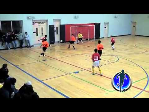 T.F. Academy vs Renegades (97/98)