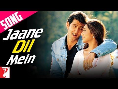 Jaane Dil Mein Song | Mujhse Dosti Karoge | Hrithik Roshan | Rani Mukerji