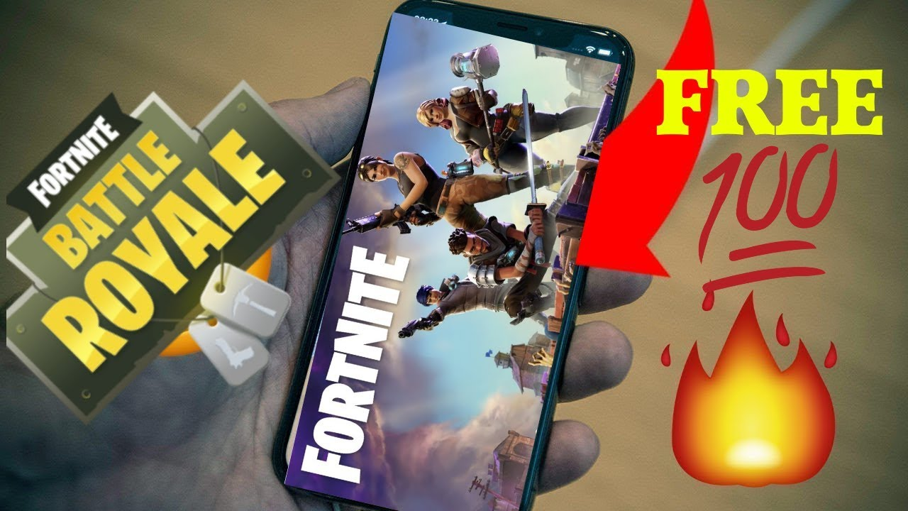 HOW to get FORTNITE BATTLE ROYALE on ANDROID 🔥 FREE ...