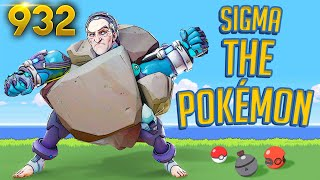 Sigma IS NOW A PÓKEMON!? | Overwatch Daily Moments Ep. 932  (Funny and Random Moments)