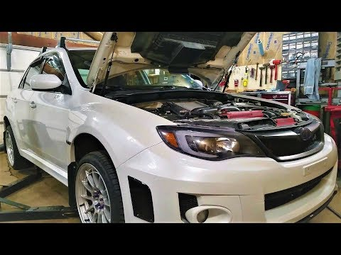 2008-2014 WRX Manual Transmission Replacement