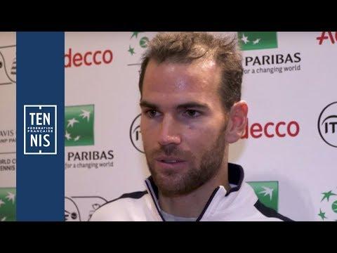Coupe Davis #FRANED, réactions après victoire