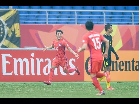 Video: U23 Hàn Quốc vs U23 Malaysia