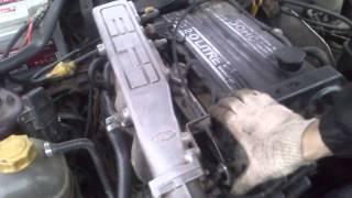 Форд скорпио DOHC 2.0 EFI(, 2014-10-06T15:23:04.000Z)