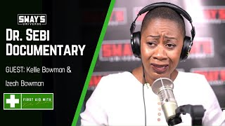 Dr. Sebi's Daughter & Grandson on Nipsey Hussle, Documentary & Herbs that Cure Aids and Herpes