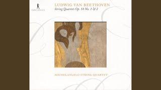 String Quartet No. 2 in G Major, Op. 18: IV. Allegro molto quasi presto