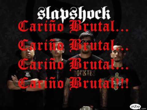 Slapshock - Carino Brutal [ with lyrics]