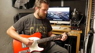 Squier By Fender Standard Telecaster Demo Review