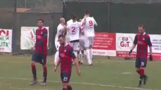 Serie D Girone D Sammaurese-Aquila Montevarchi 2-0