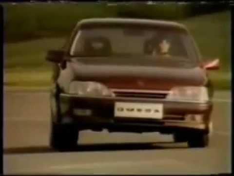 Chevrolet Omega 1992: Comercial Antigo de Lançamento no Brasil