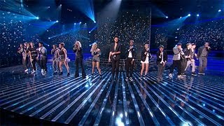 The Final 12 sing Emeli Sande