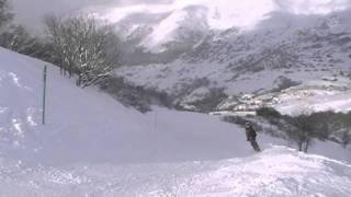 Trailer ski 2012 médecine Créteil