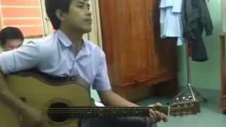 Cô gái vót chông - guitar cover