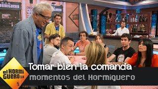 Arturo Valls y Leo Harlem protagonizan uno de los momentazos de la noche - El Hormiguero 3.0