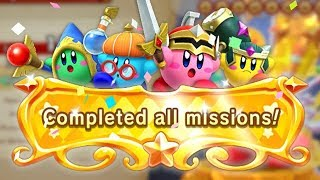 Super Kirby Clash - What Happens When You Complete All 900 Heroic Missions?