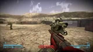 F-Online Faction NPC Test